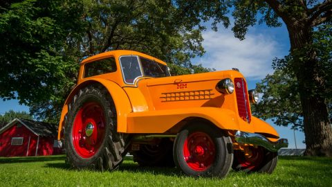 World's Largest Vintage Tractor Auction Coming to Wisconsin
