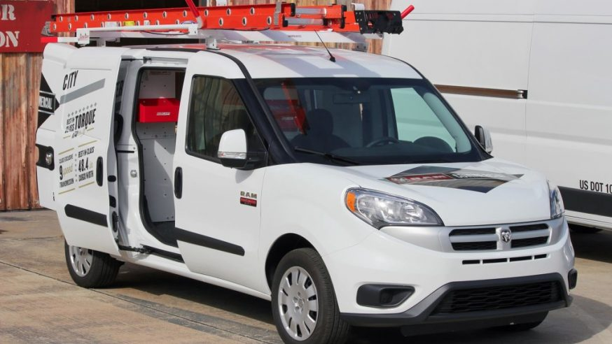 Need a Cargo Van for Work? Here's One That's Actually Fun to Drive