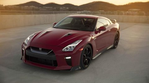 Nissan GT-R Track Edition Will Debut at New York Show