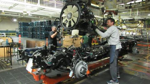 2 Millionth Duramax Diesel Engine Made