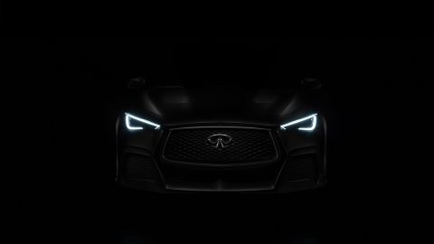 Introducing Project Black S From Infiniti