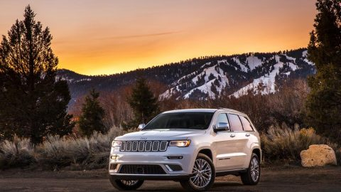 Grand tradition: Grand Cherokee carries on Jeep tradition as SUV comfortable on and off road
