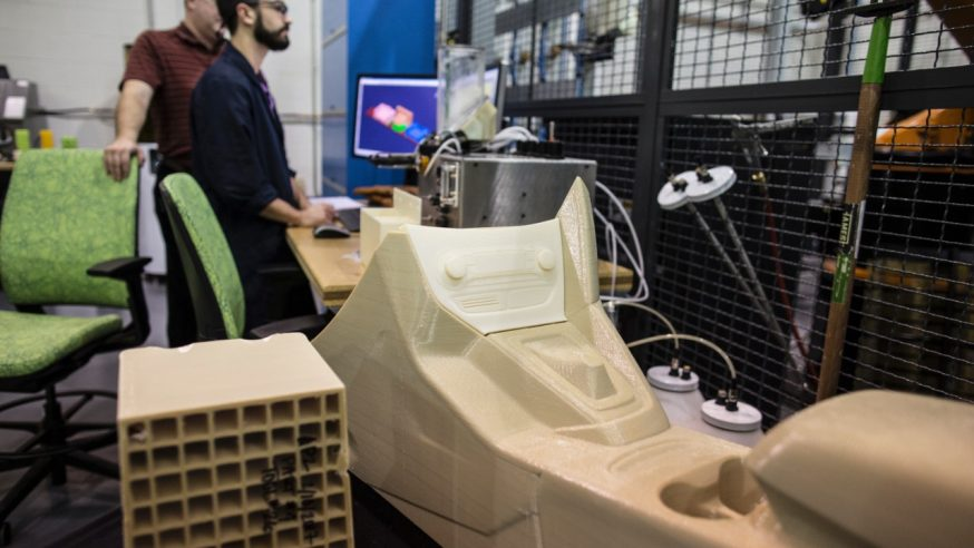 Ford Testing Large-Scale 3D Printing of Car Parts