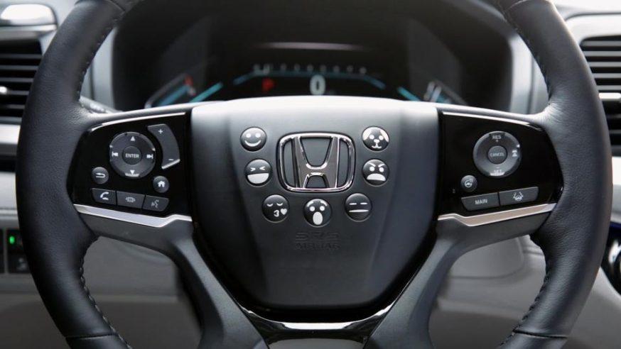 "Honda Adding ""Horn Emojis"" To Minivan"