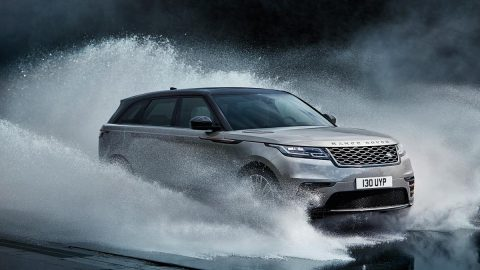 Land Rover Introduces New Range Rover Velar