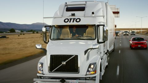 What Volvo's Self-Driving Truck Means for the Auto Industry