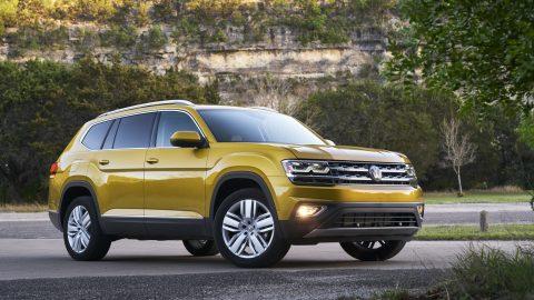 2018 Volkswagen Atlas, Tiguan Get Best Warranty in America