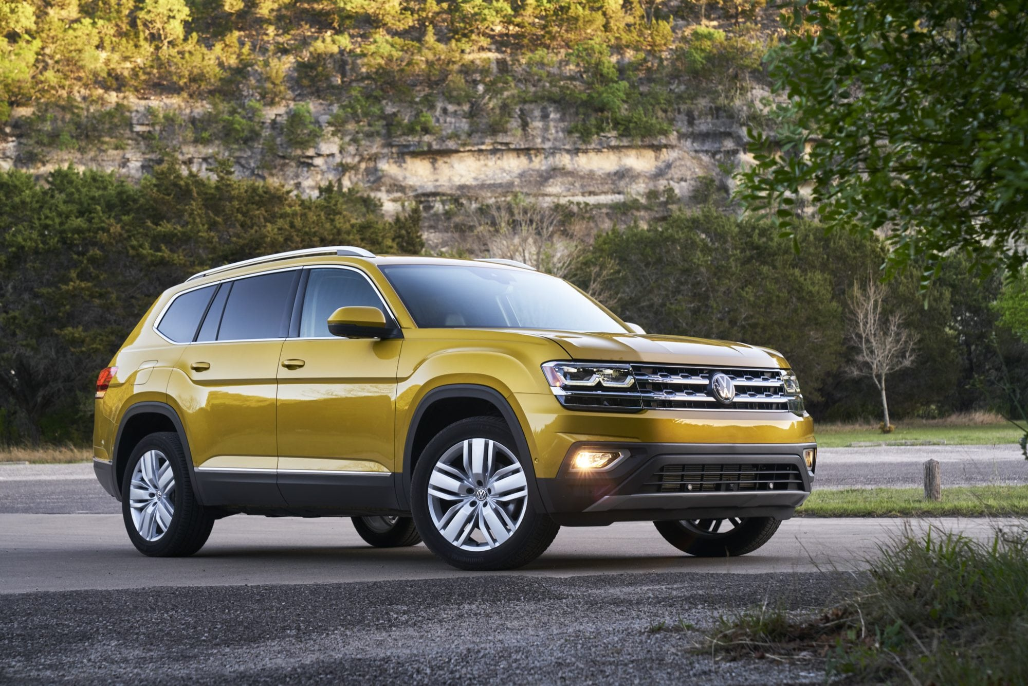 2018 Volkswagen Atlas Tiguan Get Best Warranty In America