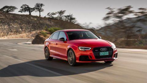2018 Audi RS 3 Sedan Makes North American Debut
