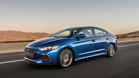 Duality: Redesigned Hyundai Elantra has sporty option, fuel-efficient option