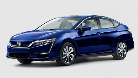Honda Clarity Plug-in Hybrid and Clarity Electric Unveiled in New York