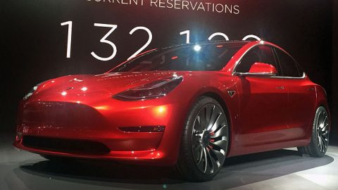 The Upcoming Tesla Model 3 Might Be 10X Safer Than Normal Cars