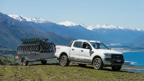 Ford Introduces Ranger to China for 2018