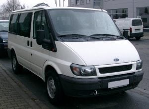 Ford Transit insurance group