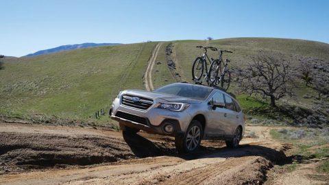 Subaru Debuts 2018 Outback