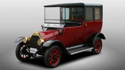 Mitsubishi, West Coast Customs Partner to Re-Create Original Mitsubishi Model A