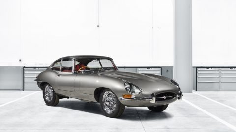 Jaguar Classics to Launch E-Type Reborn at Techno-Classica Show