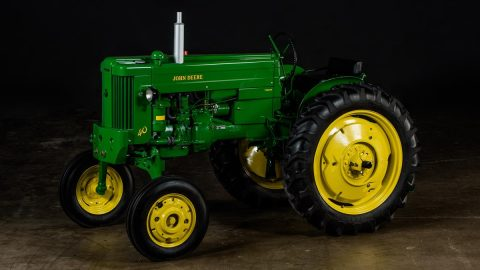 Mecum Auctions To Sell More Than 175 Museum-Quality John Deere Tractors