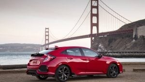 Honda hatches a youth infusion in Civic Hatchback