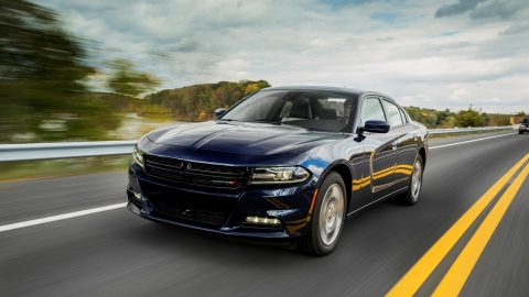 Muscle car adjacent: V6 AWD Dodge Charger is more family-friendly version of muscle car