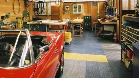 Want to Fix Your Car? First, Fix Your Garage
