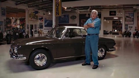 1964 Volkswagen Type 34 Ghia – Jay Leno's Garage
