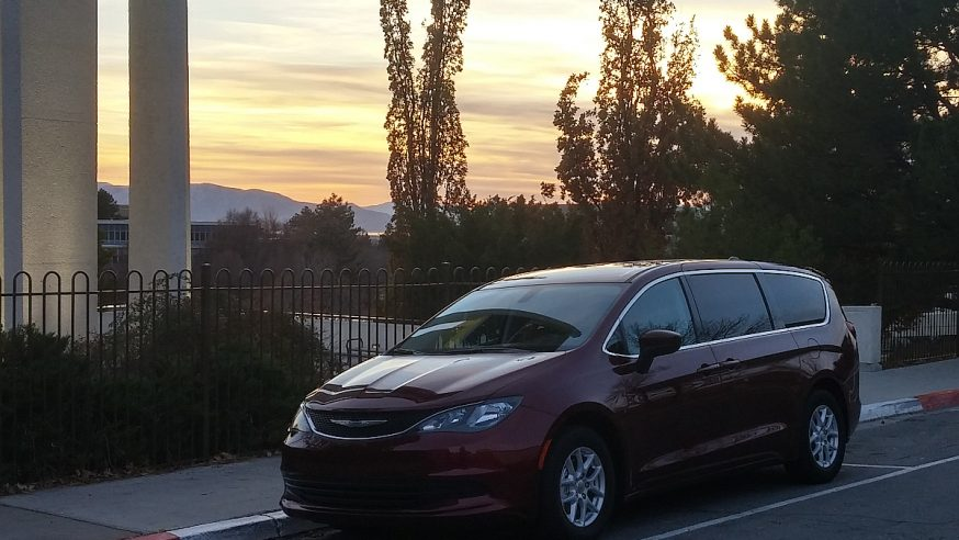 The Chrysler Pacifica Is Road Trip Ready