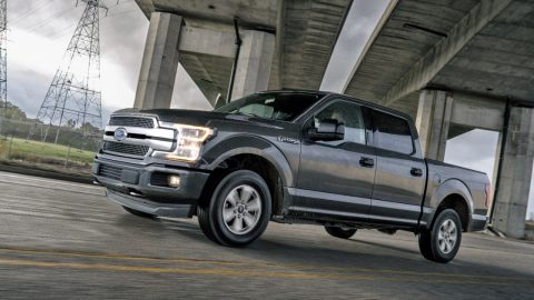 2018 Ford F-150 Will Have New Transmission, New Engines, and Diesel
