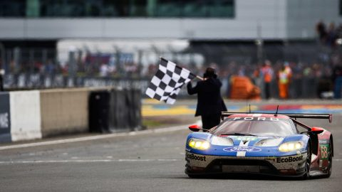 Ford GT 24 Hours of Le Mans Documentary Debuts on Amazon Prime