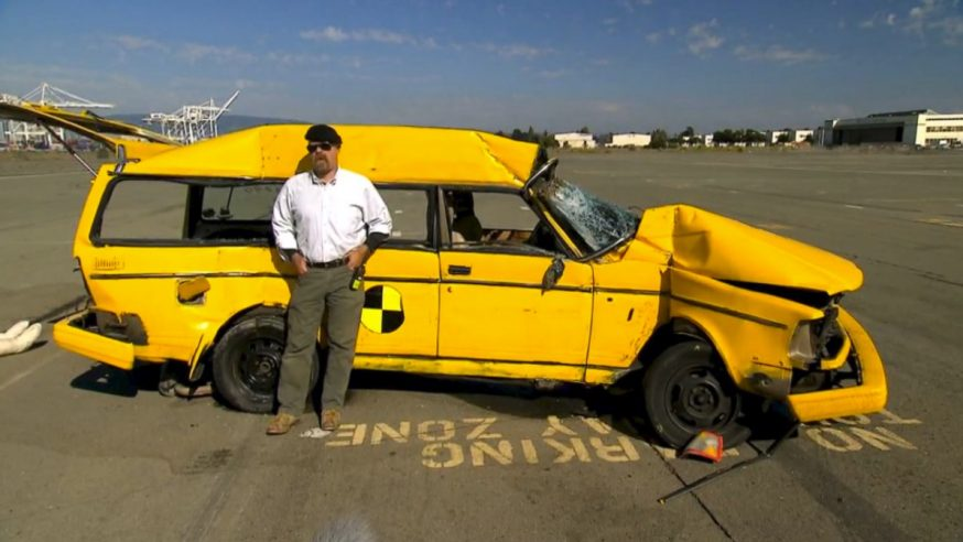 The 5 Best Car Videos From 'Mythbusters'