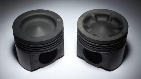 Volvo Wave Piston Improves Efficiency