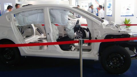 A Safe Car Design Is Made Up From Multiple Components