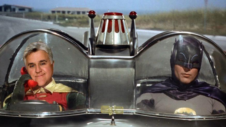 Inside Jeff Dunham's Garage: Achmedmobile & Batmobiles