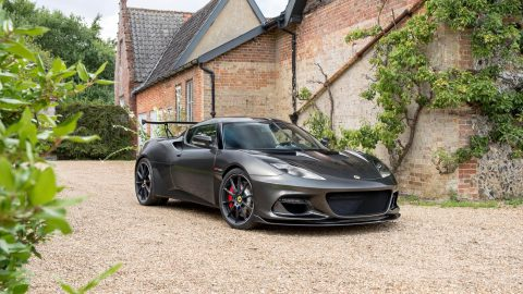 Precision, beauty and performance: The new Lotus Evora GT430