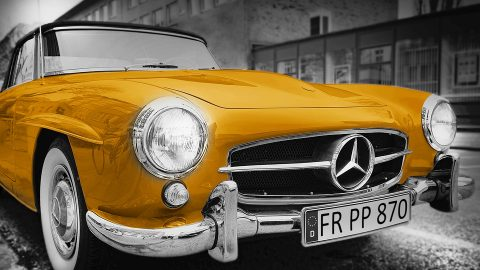 The Cost Of Luxury: Caring For An Old Mercedes Benz