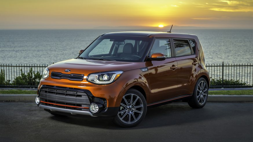 Kia Soul 5-passenger hatchback For All The Family