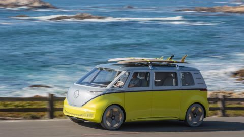 Volkswagen ID Buzz Concept Going to Production
