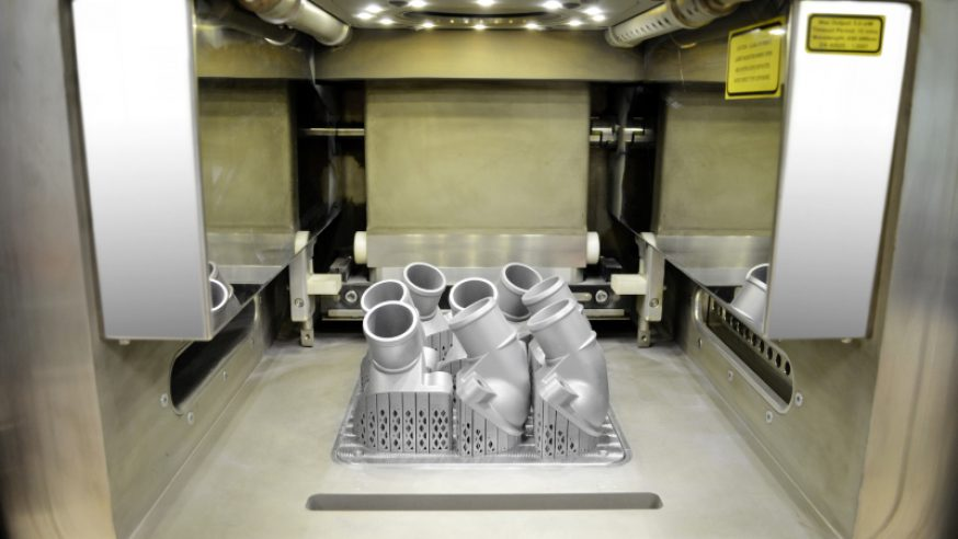 Mercedes-Benz Trucks Introduces First Metal 3D-printed Spare Part