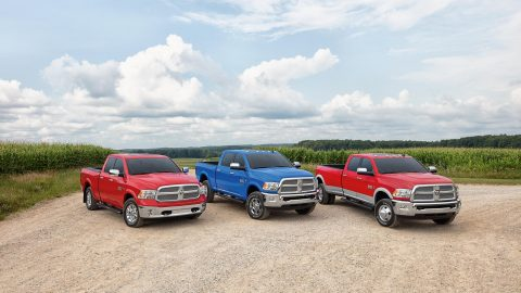 "Ram Launches 2018 ""Harvest Edition"" Trucks"