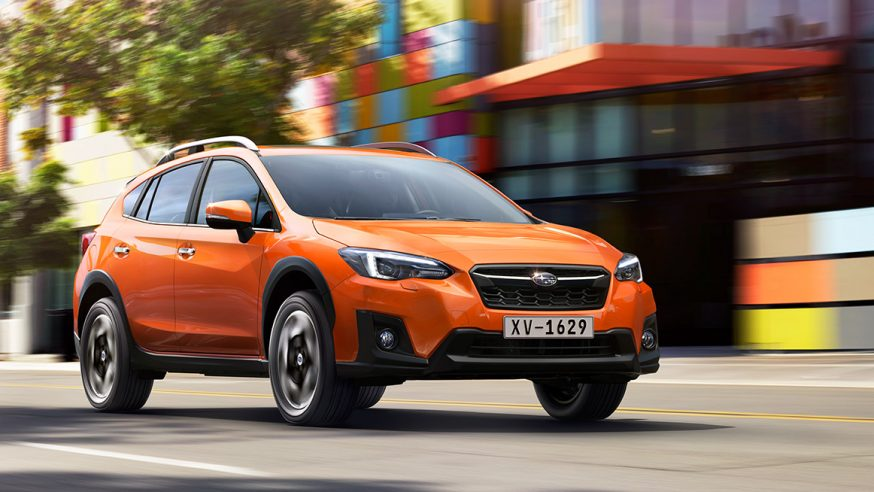 What To Expect From The Subaru XV 2018