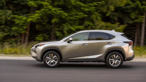 Invasion of the sedan snatchers: Lexus NX is a top-notch representative in the ever-growing compact crossover segment