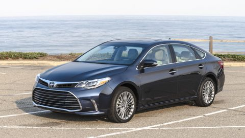 No superlatives needed: Toyota Avalon continues consistent ways