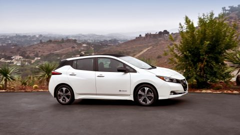 New Nissan LEAF Unveiled as Next-Gen Electric Car – Quick Specs