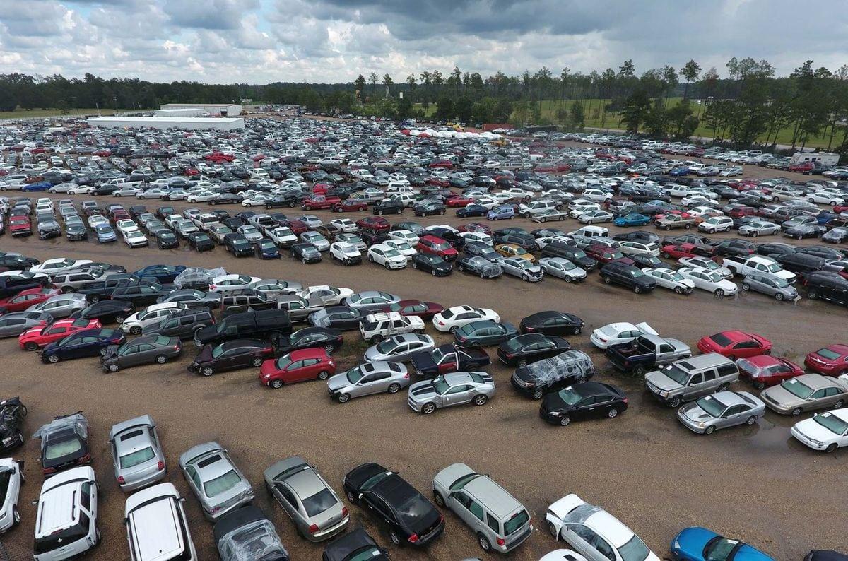 Walker Car Dealership La