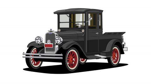 Chevrolet Celebrates 100 Years of Pickups