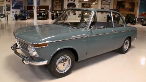 1967 BMW 1600 on Leno