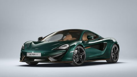 McLaren Special Ops Creates MSO Collection 570GT