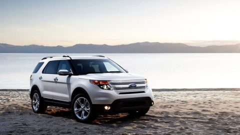Ford Announces Complimentary Service for 2011-2017 Explorers