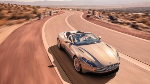 Aston Martin Brings Back DB11 Volante