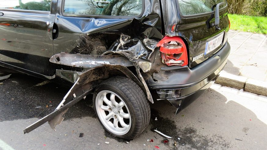 5 Steps To Take After Being Involved In A Car Accident